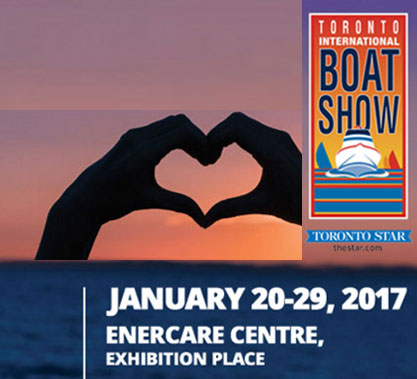 Toronto International Boat Show Contest